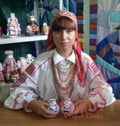 Масалытина Татьяна Васильевна - Мастер ДПТ