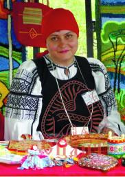 Сергеева Анастасия Владимировна - Народный мастер Белгородской области